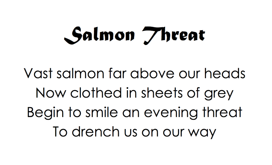 Salmon Threat